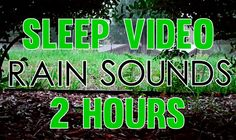Relax to the sound of Rain and Thunder from a Thunderstorm in Florida. Available in HD. Hundreds of rain and weather videos for sleepin. Heavy Rain Sounds, Rain And Thunder Sounds, Sound Of Rain, Rain Storm, Nature Sounds, Thunderstorms, Yoga Meditation, Hd 1080p, Sleep