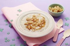 #recette pour #bébé : Bouillie aux flocons d'avoine avec le #nutribaby