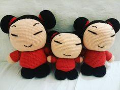 Puccas    #pucca #amigurumi #crochet #crochê #crochetaddict #love #crochetlove #regalo #amigurumilove #amigurumidoll #instacrochet #crochetdoll #instagram #muñecas  #amigurumis #gurumi #gurumigram #hechoamano #amigurumiaddict #amigurumicrochet by eugenia_rolan
