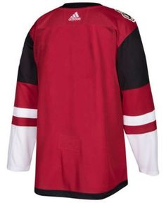 adidas Men's Arizona Coyotes Authentic Pro Jersey - Red 52