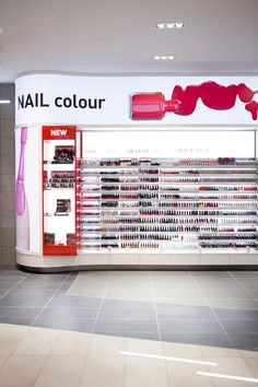 Shoppers Drug Mart Beauty Boutique: Beautiful Crystal Clear Service Desk Bayview Village, Toronto, ON, Canada