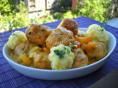 Vanilica: Ćufte u sosu od senfa