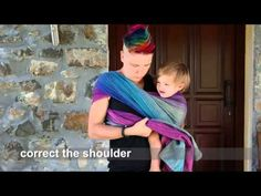 YouTube What can I do with a soze 2 babywearing woven wrap. I like the poppins hip carry.