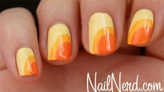Something inspired by sunshine. I <3 nails