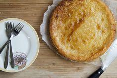 Boterkoek, de heerlijke Hollandse lekkernij voor bij de koffie