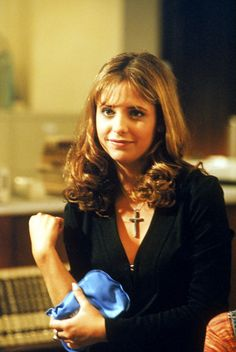 young Buffy
