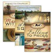 Shipshewana Amish Mystery Series, Volumes 1 - 3