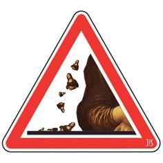 Attention ! Chutes de Jocondes