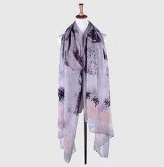 lenço em algodão para canga, cahecol ou xale