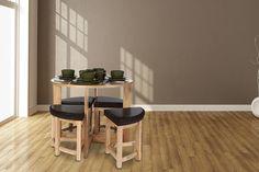 5pc Wooden Dining Furniture Set