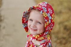 Reversible Ruffled Bonnet Sewing Pattern, Sun Bonnet Pattern,Newborn to Adult Sizes - Sew Crafty Me Love Sewing, Sewing For Kids, Baby Sewing, Sew Baby, Baby Bonnet Pattern, Romper Pattern, Baby Dress Patterns, Summer Patterns, Childrens Sewing Patterns