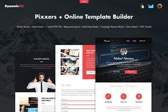 Pixxers + Online Template Builder @creativework247