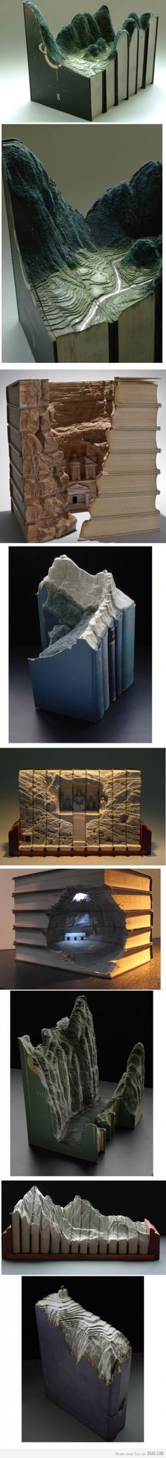 Landscapes and Books