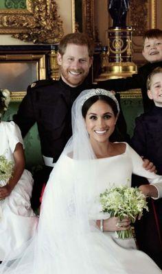 Prince Harry and Meghan Royal Wedding Prince Harry, Harry And Meghan Wedding, Prince Harry And Megan, Prince Henry, Windsor Castle Chapel, Princess Diana Family, Royal Blood, Royal Weddings, Prince Charming