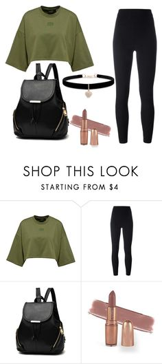 """""""army style"""" by adams-essie ❤ liked on Polyvore featuring adidas Originals and Betsey Johnson"""