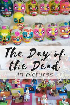 Mummy and the Mexicans: The Day of the Dead - in pictures Learn Spanish Online, Hispanic Culture, Mexican Holiday, Mexicans, Mexico Travel, Culture Travel, Day Of The Dead, Learning Spanish, Travel With Kids