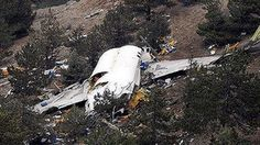 """Germanwings plane 4U 9525 crashes in French Alps - no survivors. A Germanwings plane carrying 150 people has crashed in the French Alps on its way from Barcelona to Duesseldorf. The Airbus A320 - flight 4U 9525 - went down between Digne and Barcelonnette. There are no survivors, officials say. The """"black box"""" flight recorder has been found, the French interior minister says. The cause of the crash is not known and the plane did not send a distress signal. The dead are believed to include..."""