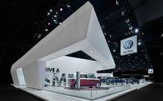 booth design Volkswagen