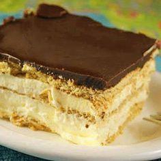 Pavê de Leite Ninho com Creme de Nutella: Essa receita é sensacional!
