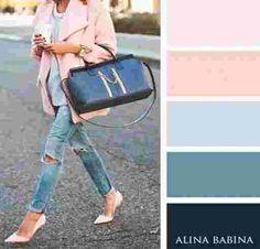 20 combinaisons de couleurs chaudes pour votre garde-robe d& Nous invitons les filles . Colour Combinations Fashion, Color Combinations For Clothes, Fashion Colours, Colorful Fashion, Colour Pallete, Colour Schemes, Color Trends, Color Combos, Color Patterns