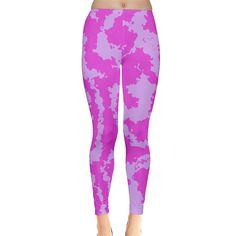 Migraine Pink Women's Leggings