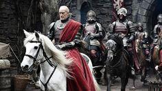 Sir Tywin Lannister en la segunda temporada de 'Juego de tronos'
