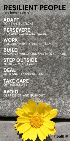 http://readsh101.com/0415/08/capecod.html Tips to deal with stress and develop your resiliency