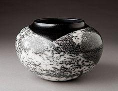 Naked Raku Bowl by natureofclay