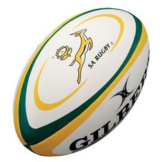 Rugby ball from South Africa (the Springboks) Sale Rugby, Go Bokke, Jason Robinson, South Africa Rugby, Dan Carter, Rugby Sport, Rugby World Cup, Sport Icon, Sports Party