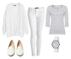 2015/991 by dimceandovski on Polyvore featuring Violeta by Mango, Linea Weekend, J Brand, Charlotte Olympia and Stührling