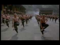 American Shaolin Training Scene Kung Fu Martial Arts, Chinese Martial Arts, Martial Arts Training, Shaolin Kung Fu, Motivation Youtube, Hand To Hand Combat, Martial Artist, Spiritual Health, Bruce Lee
