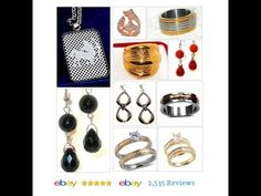 STAINLESS STEEL JEWELRY items in store on eBay! #STAINLESSSTEELJEWELRY http://stores.ebay.com/JEWELRY-AND-GIFTS-BY-ALICE-AND-ANN/STAINLESS-STEEL-JEWELRY-/_i.html?_fsub=2604410018
