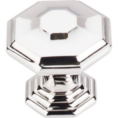 Knobs4less.com Offers: Top Knobs TOP-129073 knob polished nickel Chareau