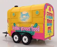 20 Things You Should Know About The Sundance Film Festival Mobile Indian Street Food Business in Business, Office & Industrial, Restaurant & Catering, Catering Trailers Food Cart Design, Food Truck Design, Catering Trailer, Food Trailer, Industrial Restaurant, Industrial Cafe, Industrial Windows, Industrial Office, Industrial Farmhouse
