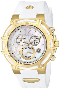 Mulco Unisex MW1 29903 012 Analog Display Swiss Quartz White Watch | eBay