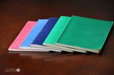 7 Tips to organize your life with a simple notebook (2)