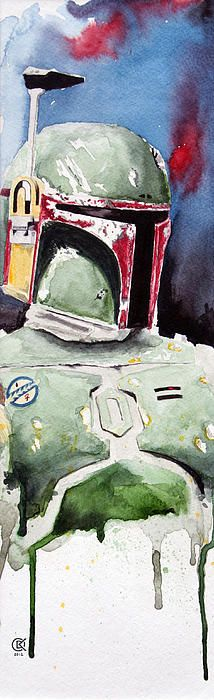 Boba Fett by David Kraig