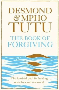 Please join me & Rev. Mpho Tutu for the launch of The Book of Forgiving at St George's Cathedral, Tuesday