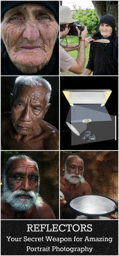 Reflectors: Your Secret Weapon for Amazing Portrait Photography - Digital Photography School