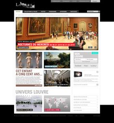 MUSEE DU LOUVRE INTERNATIONAL OFFICIAL WEBSITE