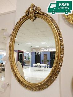 Ornate Antique Gold Wall Mirror Wall mirror large Wall | Etsy Décor Antique, Antique Decor, Rococo, Deco Baroque, Wedding Mirror, Victorian Mirror, Small Mirrors, Glass Mirrors, Mirror Wall Art