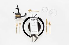 Discover holiday table decorating ideas from domino magazine. Domino magazine shares holiday table decorating ideas for Thanksgiving and Christmas.