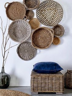 Deco table customize its interior: Atmosphere summer with straw