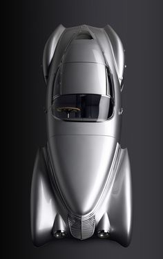Art Déco Hispano-Suiza Dubonnet Xenia -1938 - Commissioned by Andre Dubonnet in 1937 to showcase his company's latest suspension development.- @~ Mlle