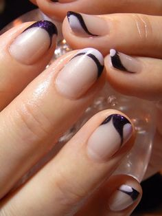 Beautiful marble nails! #nails #mani #diy
