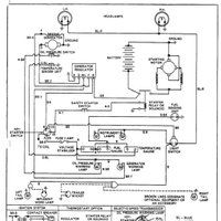 1964 ford 4000 wiring schematic - Yesterday's Tractors ...