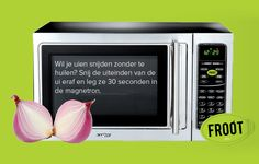 Check these tips if you have a microwave. Union. Froot