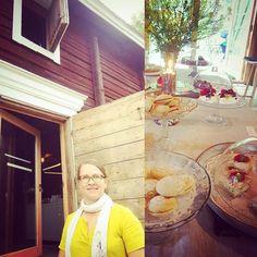 Saanko esitellä: kertakaikkisen ihastuttava kesäkahvilayrittäjä Pauliina Jurmu #100suomalaista #suomi100 #finland #finland100 #henkilöbrändäys #digitalist #vaikuttajamarkkinointi #somekonsultti #ilovemyjob #somefi #futuremarja ja tunnelmallinen @vellikello_kahvila #järvenpää #sibeliuksenväylä