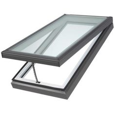 VELUX 22-1/2 in. x 34-1/2 in. Fresh Air Venting Curb-Mount Skylight with Laminated Low-E3 Glass-VCM 2234 2004 - The Home Depot