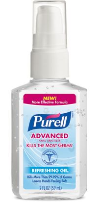 PURELL® Advanced Hand Sanitizer Refreshing Gel - For hands on the go Purse Essentials, Survival Essentials, Survival Kit, What's In My Purse, Hand Sanitizer, Active Ingredient, Bath And Body Works, Travel Size Products, Cleaning Hacks